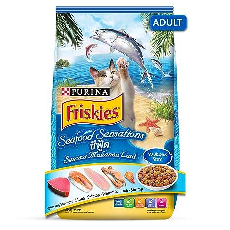 Purina Friskies Seafood Sensation Adult Cat Food From Nestle 1 2