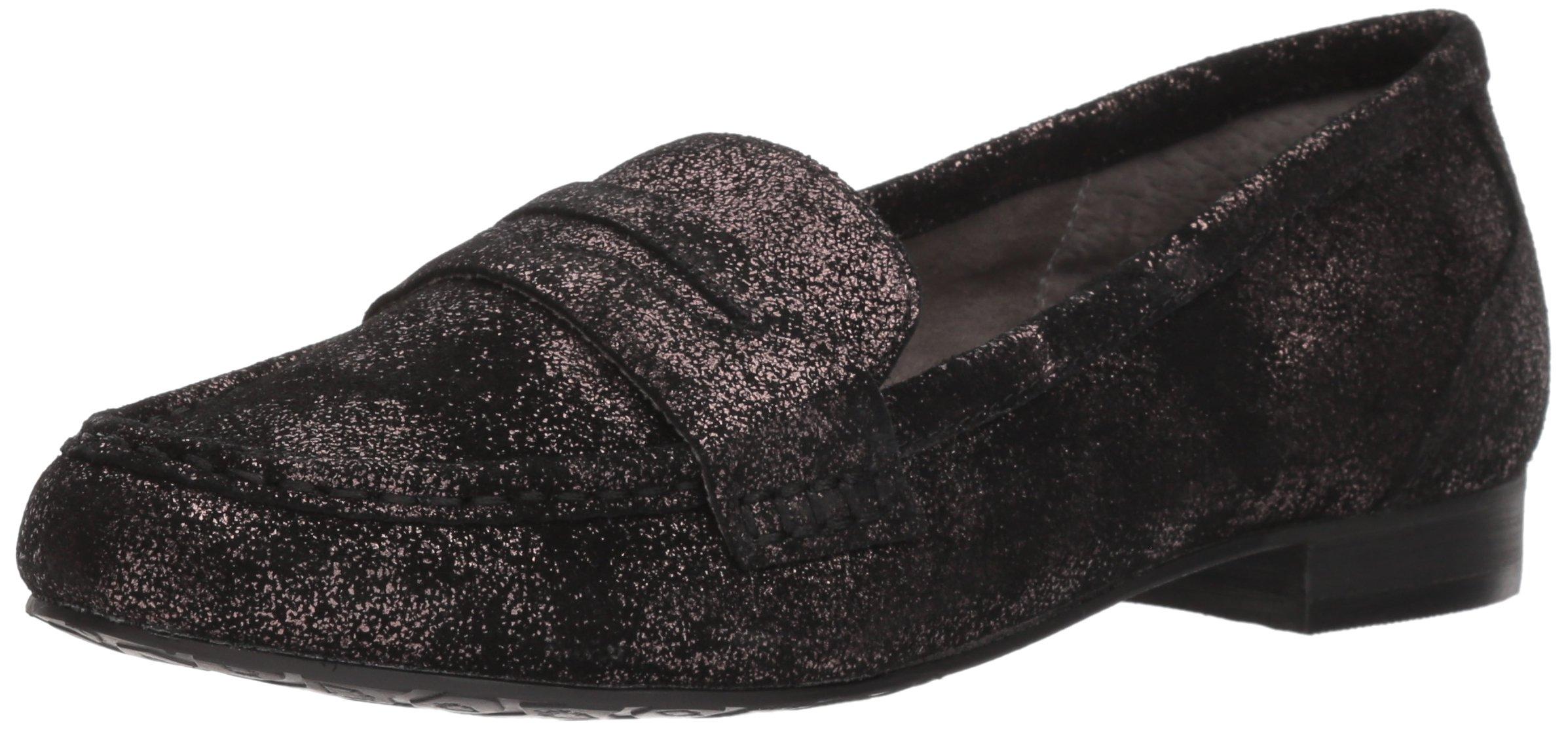 Volatile Women's lucienne Loafer, Black, 10 M US