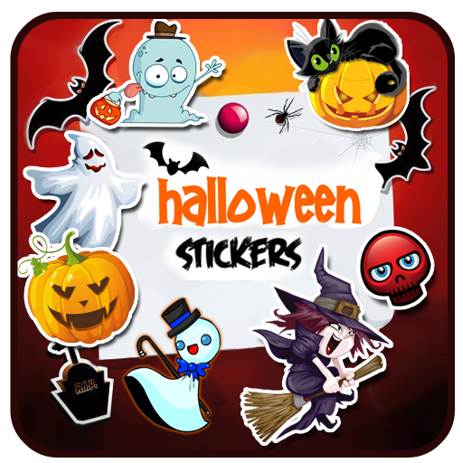 Halloween Chatting Stickers ()