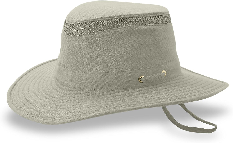 7 5//8 Tilley Airflo Hat LTM6 Olive