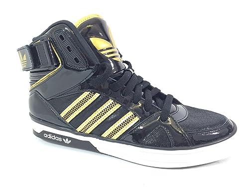 newest collection 3d5b0 d78c1 Adidas da Donna Space Diver q34458, Colore  Nero Oro Bianco, Nero (Black),  40 2 3 EU  Amazon.it  Scarpe e borse