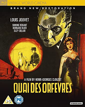 Amazon Co Jp Quai Des Orfevres Region B Blu Ray Dvd Öルーレイ
