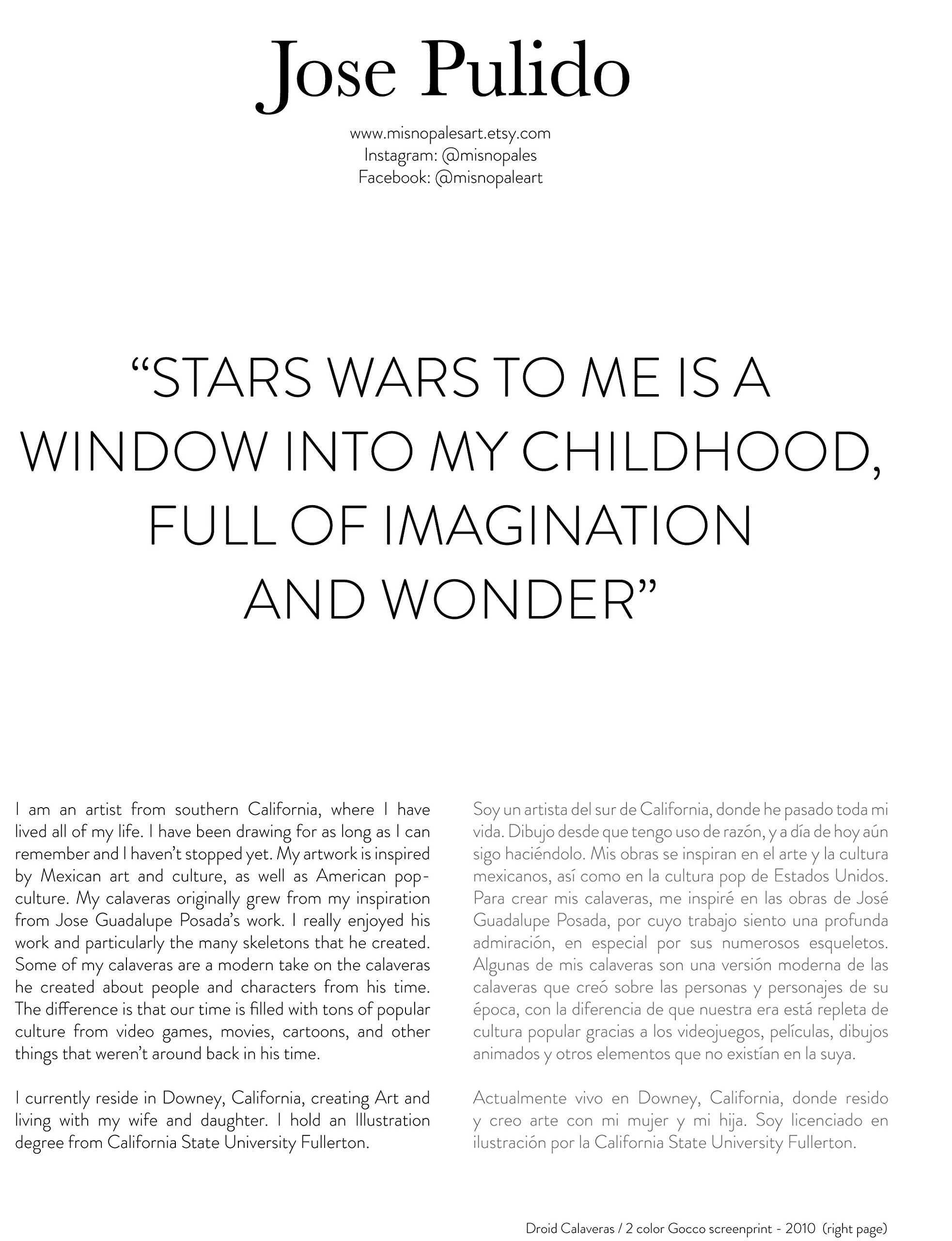 Star Wars. Tribute: Amazon.es: Anna Minguet Camara: Libros
