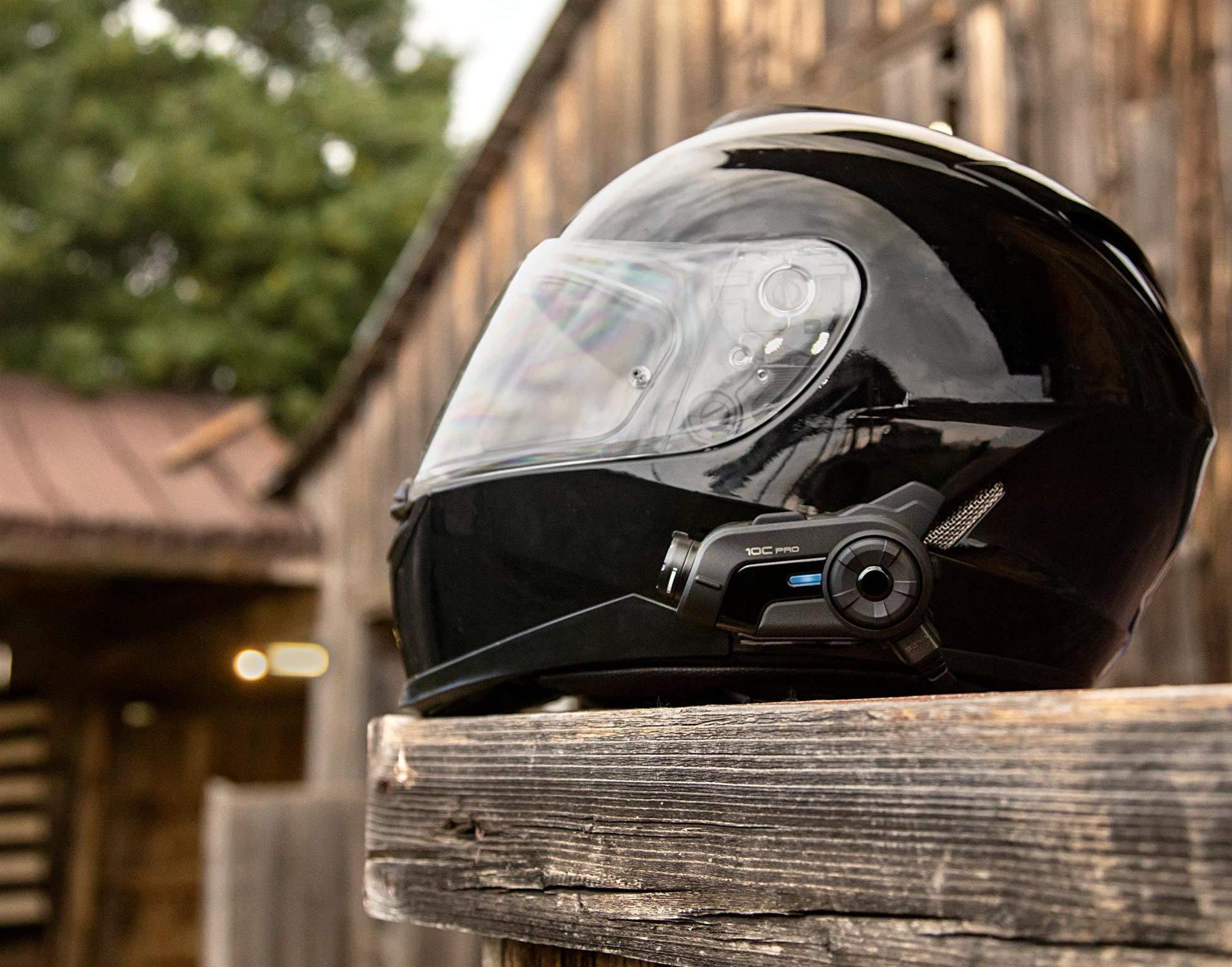 Sena 10C Pro Communication System Helmet Accessories