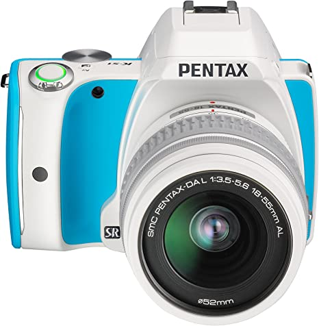 Pentax S1 K Camera Dslr 20 Megapixel Dal 18 55 Mm Camera Photo