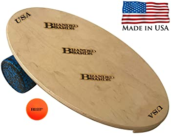 Branded Boards Balance Board Surf Trainer