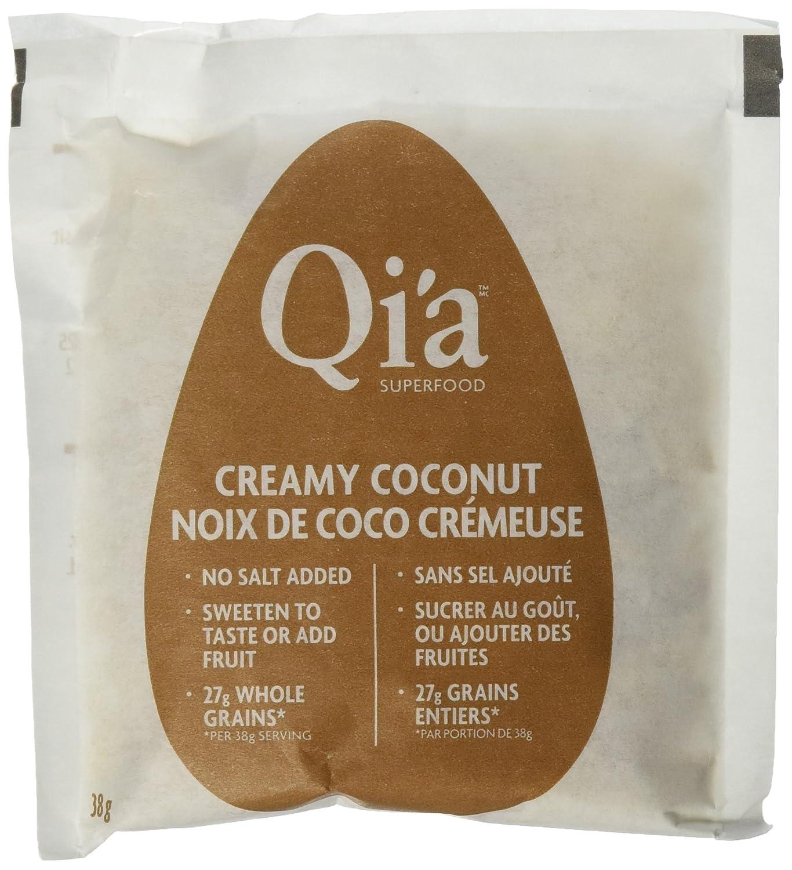 Natures Path Organic - Coco cremoso de la harina de avena de Qia Superfood - 6Paquetes: Amazon.es: Alimentación y bebidas