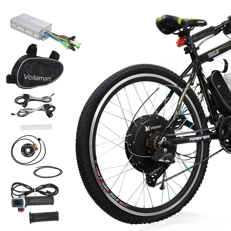 voilamart 500 W電動自転車変換キット26