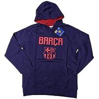 FC. Barcelona Sudadera con Capucha Barça Producto con Licencia Oficial - 6 años - 100% Polyester