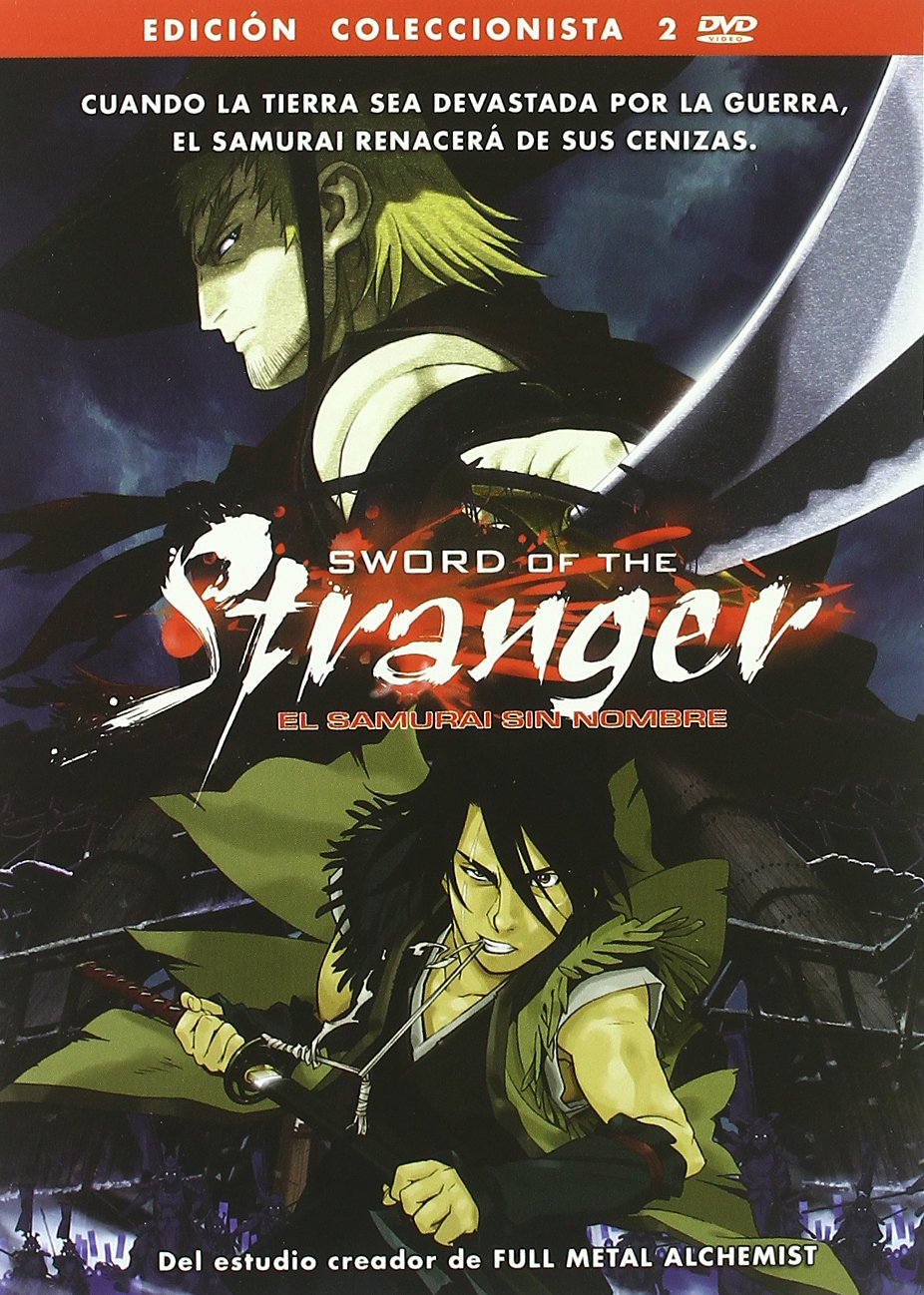 Sword of the stranger (Edición especial) [DVD]: Amazon.es ...