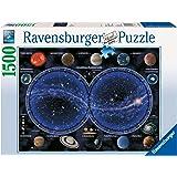 Ravensburger 16373 Puzzle Planisfero Celeste, 1500 Pezzi