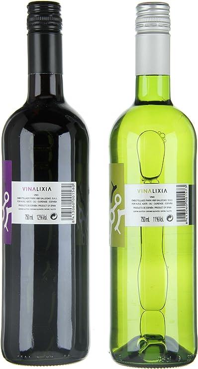 Vino del paquete: España Vinos tapas (6 x 0.75 l): Amazon.es: Alimentación y bebidas