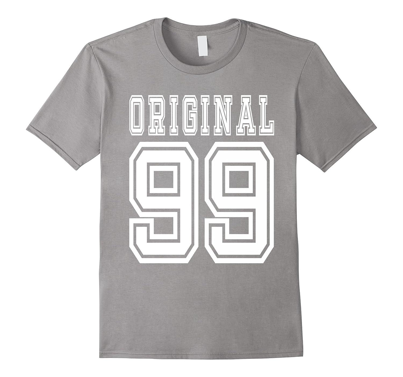 17th Birthday Gift Idea 17 Year Old Boy Girl Shirt 1999 CL