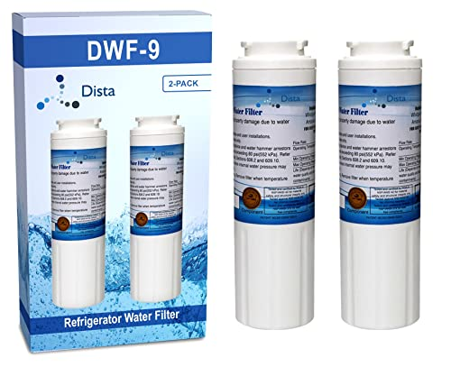 Maytag UKF8001 Pur Compatible Water Filter by Dista Filter