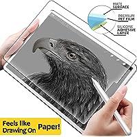 Paperlike - Protector de pantalla mate para iPad Pro 11 (antirreflejos, resistente a los arañazos, textura de papel, compatible con Apple Pencil & Face ID(2018/2020 iPad Pro de 11 pulgadas, 1 unidad)