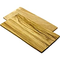 Smokey Olive Wood Tablas para ahumar Hechas