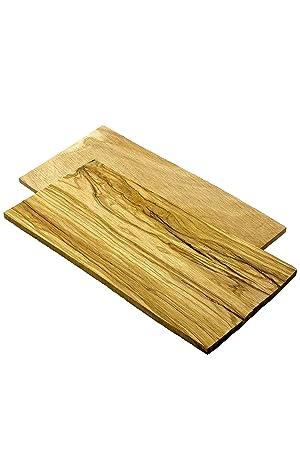 Smokey Olive Wood Tablas para ahumar Hechas de Madera de ...