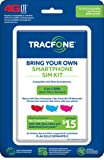 TracFone Bring Your Own Phone SIM Activation Kit (Triple Punch)