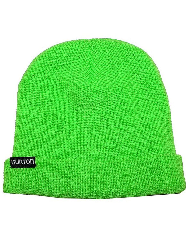 Burton unisex Ski & Skate Roll Up / Slouch Fit Knit Beanie / Winter Hut