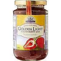 Golden Light Strawberry Jam, 450 g