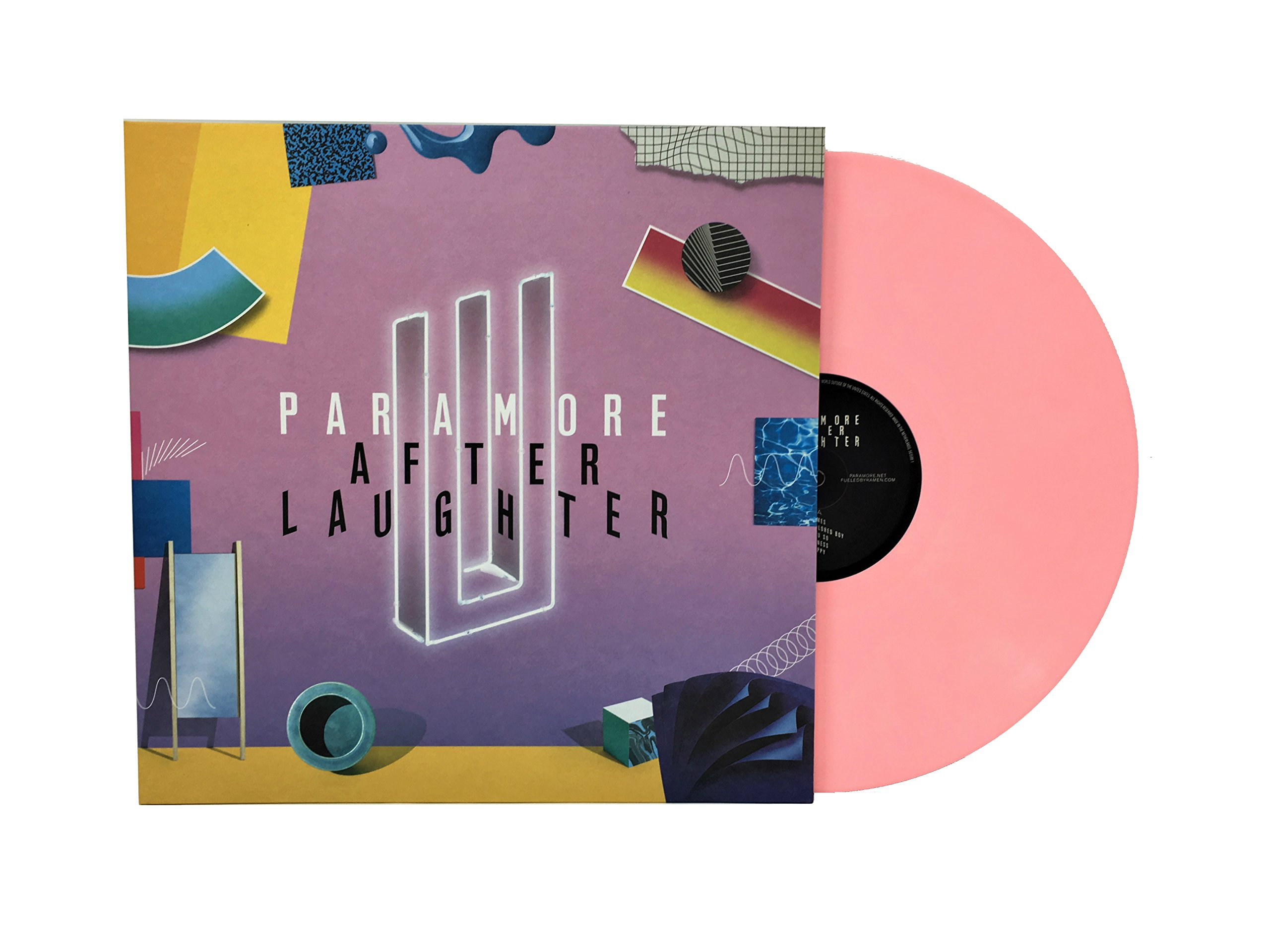 After Laughter (Limited Edition Pink Colored Vinyl) by Fueled by Ramen