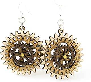 product image for Kinetic Gear Earring 4F