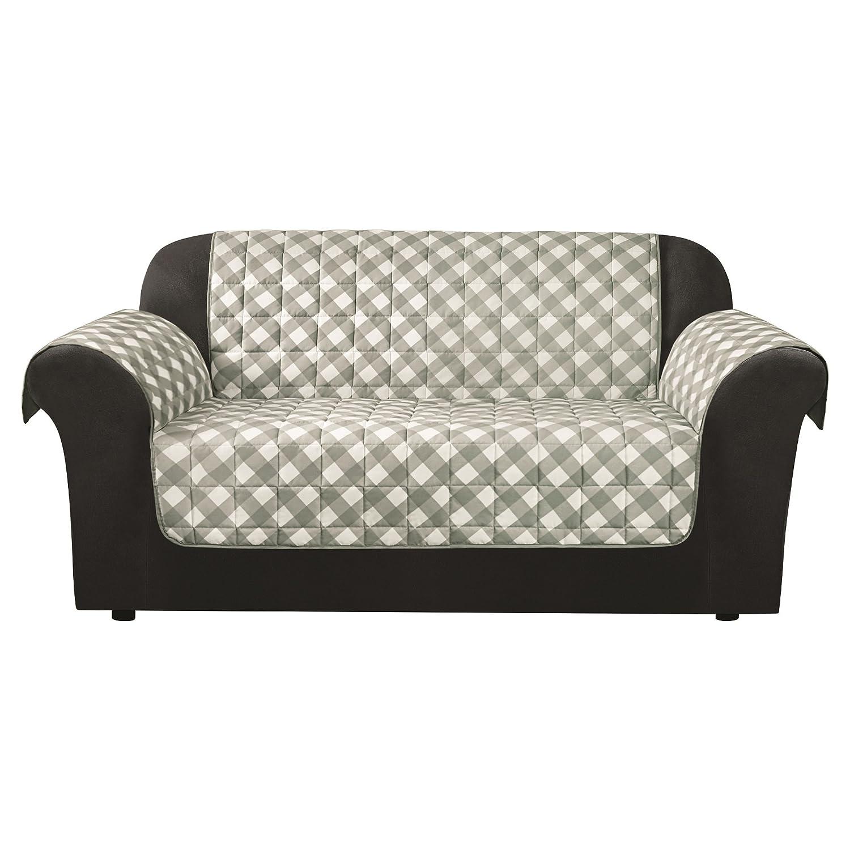 Amazon Sure Fit Furniture Flair Sofa Slipcover Lattice