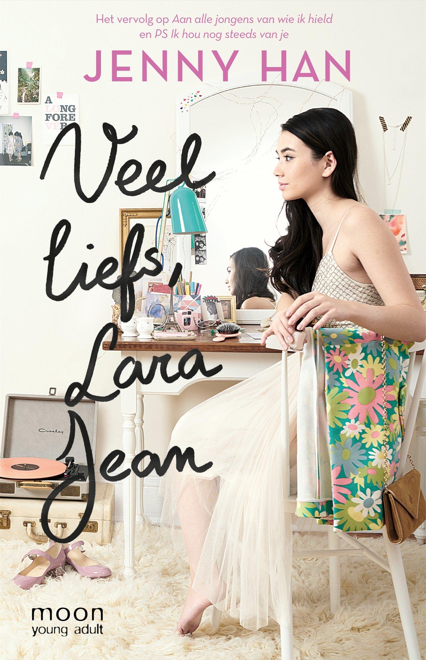 Veel liefs Lara Jean (Aan alle jongens van wie ik hield Book 3) (Dutch Edition)