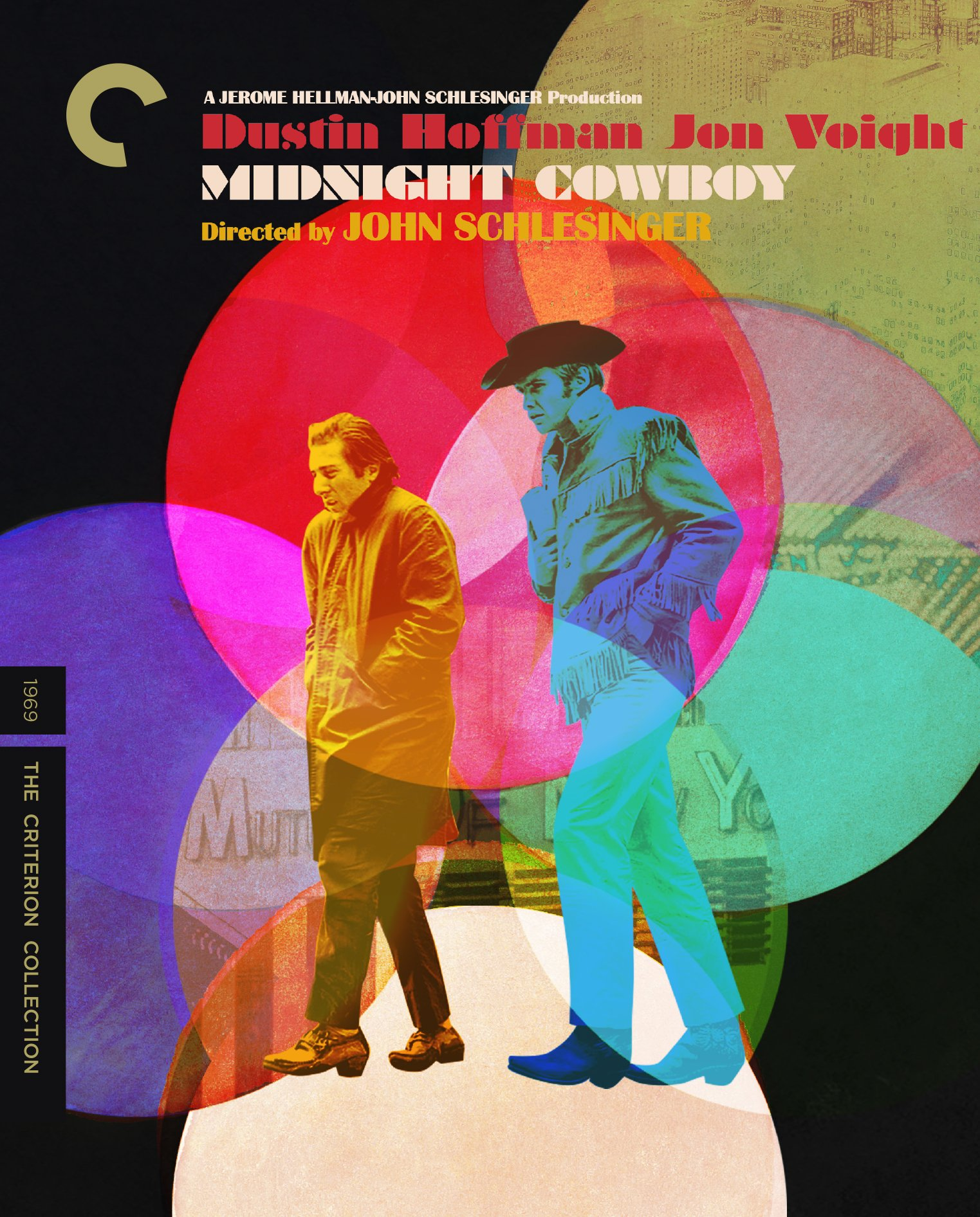 Blu-ray : Midnight Cowboy (criterion Collection) (Special Edition, 4K Mastering, Restored, Widescreen, Subtitled)