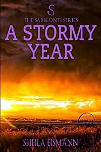 A Stormy Year (The Sabblonti Series Book 2)