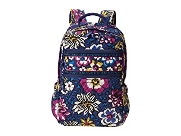 Vera Bradley Tech Backpack African Violet