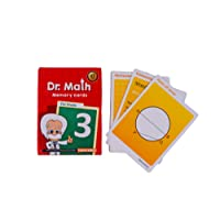 Dr Math (Grade 3) - Memory Flash Cards for Grade 3 Maths for Concepts, Clarity and Recall