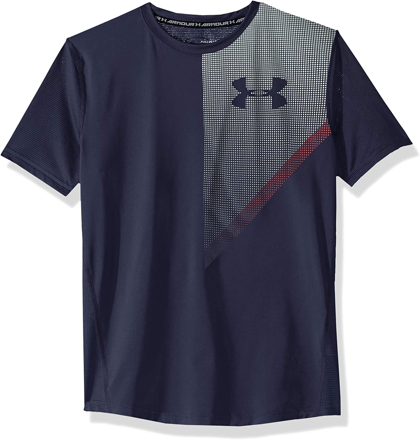 Under Armour Boys' Raid Short Sleeve T-Shirt