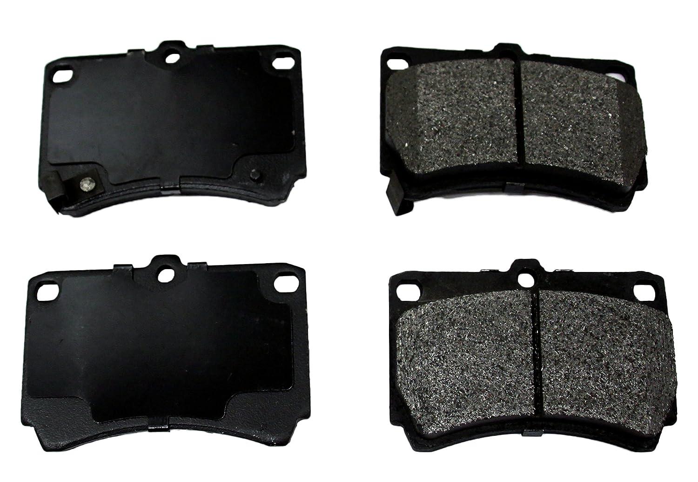Monroe FX466 ProSolution Semi-Metallic Brake Pad