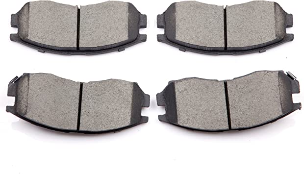 Plymouth Based on Fitment Chart Dodge Front Ceramic Brake Pads For Chrysler