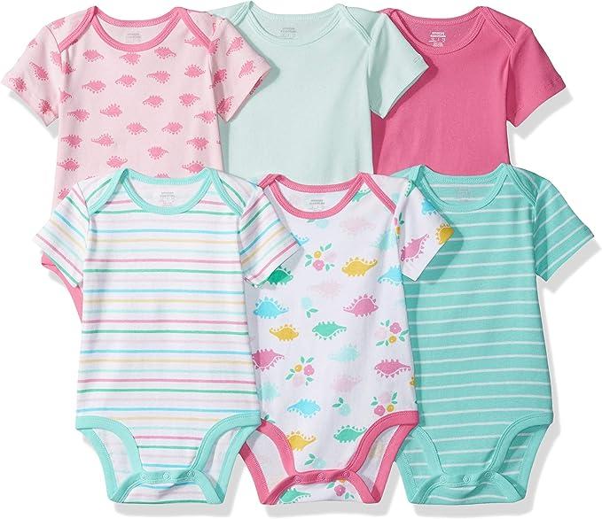 Essentials 3-Pack Short-Sleeve Tee Bambina