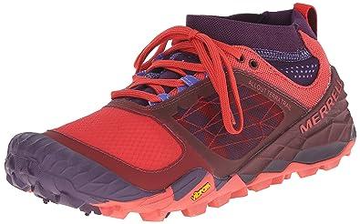 Merrell Women s All Out Terra Trail Trail Running Shoe 5df218b35f4e