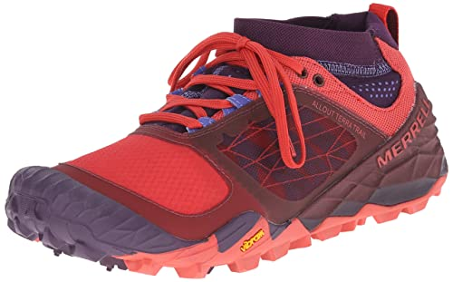 Merrell All out Terra Trail - Zapatillas de Running de Material sintético  Mujer  Amazon.es  Zapatos y complementos 2b8bd258bf6