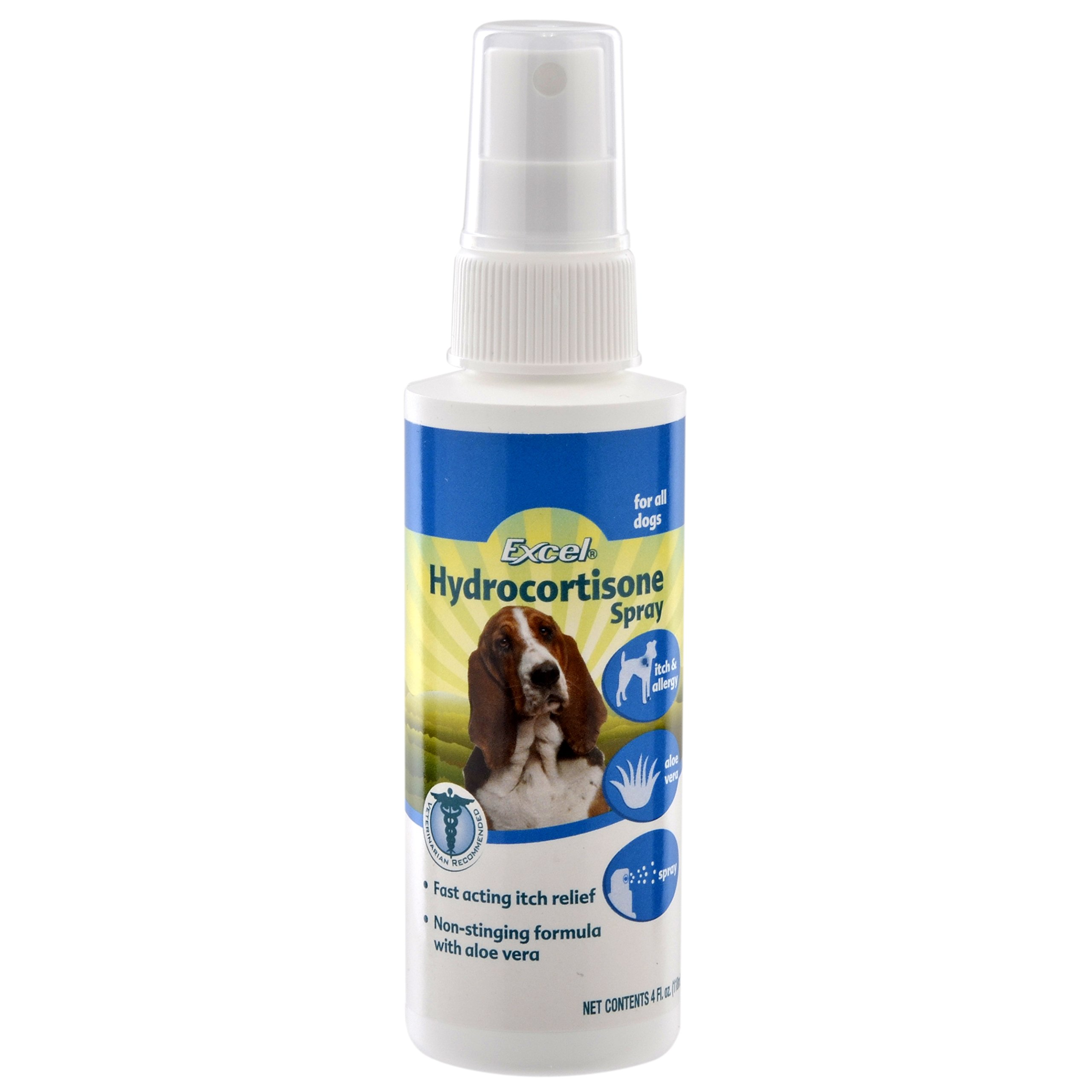 Excel Hydrocortisone Spray 4 oz