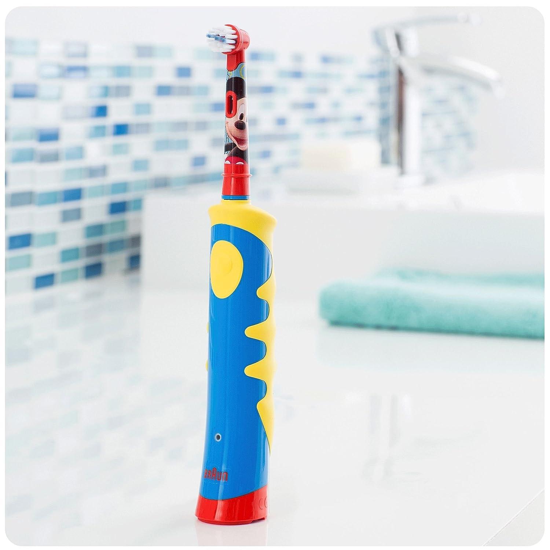 Oral-B Stages Power Elektrische Zahnbürste Mit Disney Micky Maus Figuren