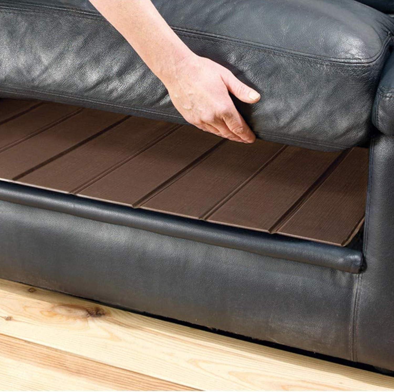 Base para sofá 3 plazas o colchón de 140/180, de fibra de madera, fabricada en Francia, tela, marrón, Three_Seats