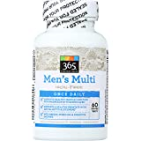 365 Everyday Value, Men's Multi Iron-Free, 60 ct