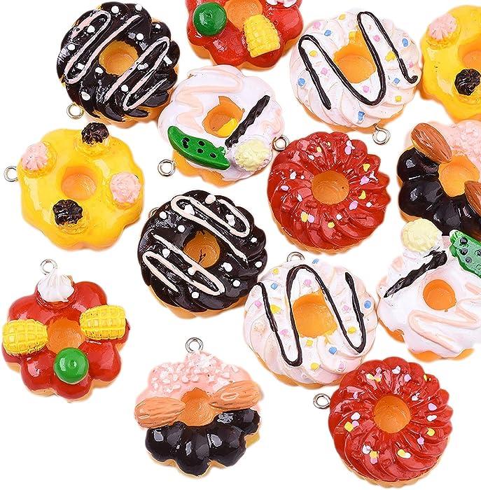 The Best Food Bead Charm