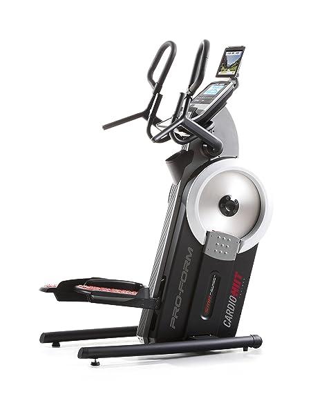 Proform Cardio HIIT elíptica - PFEL09915, ProForm Cardio HIIT: Amazon.es: Deportes y aire libre
