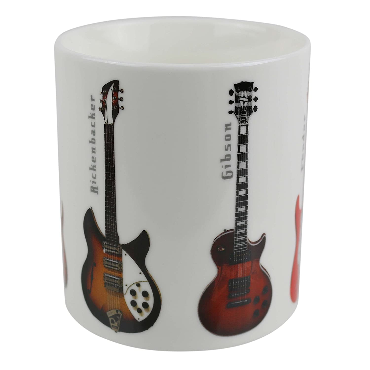 guitar mug cup by leonardo fine china t boxed