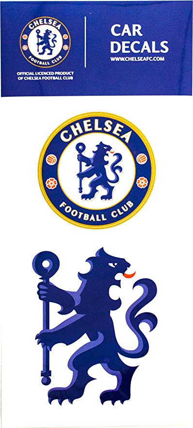 CHELSEA FC Football Team Car sticker Decal Sticker Any Size Any Colour