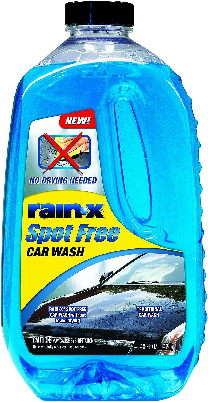 Rain-X无斑点洗车机