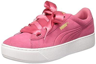 puma vikky sneaker pink