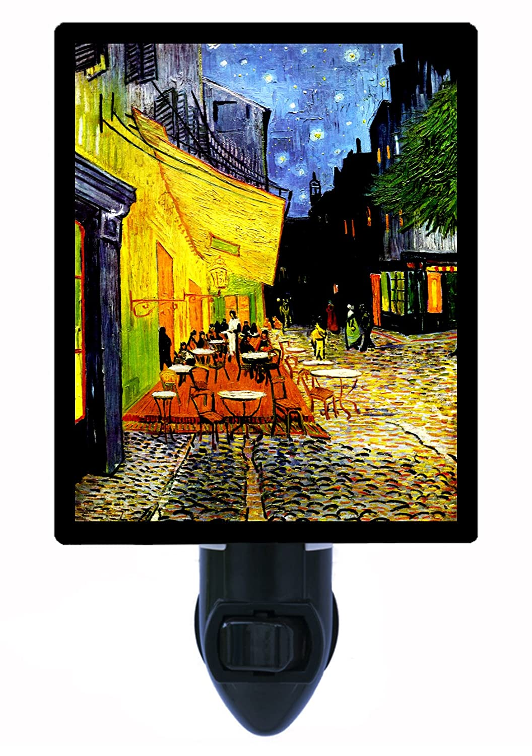 old masters night light cafe terrace at night vincent van gogh