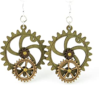 product image for Kinetic Gear Earring 1C